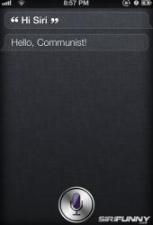 Hi Siri!