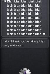 Blah blah blah blah
