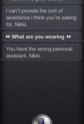 Siri is not your kind of assistant