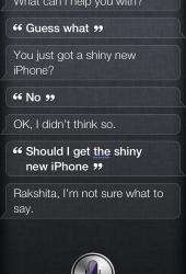 Shiny new iPhone
