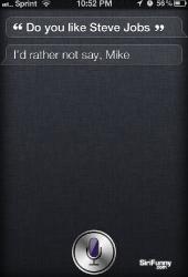 Do you like Steve Jobs?