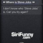 Steve Jobs who? (thanks Priyank)