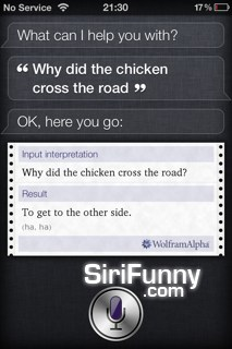 Siri and its Android alternatives Whydidthechicken
